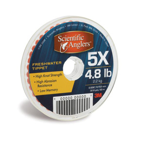 <font color=red>On Sale - Clearance</font><br>Scientific Anglers Freshwater Tippet