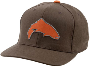 Simms Flexfit Snap Back - Root