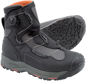 Simms G4 Boa Boot - Black