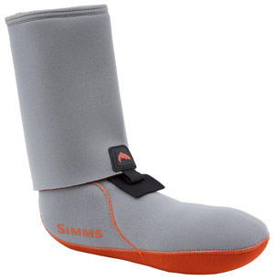 Simms Guard Socks - Simms Orange
