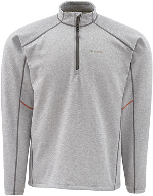 <font color=red>On Sale - Clearance</font><br>Simms Guide Core Top - Charcoal