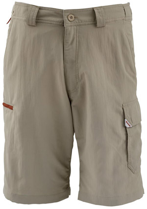 <font color=red>On Sale - Clearance</font><br>Simms Guide Short - Cork