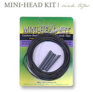 Cortland Mini-Head Kit