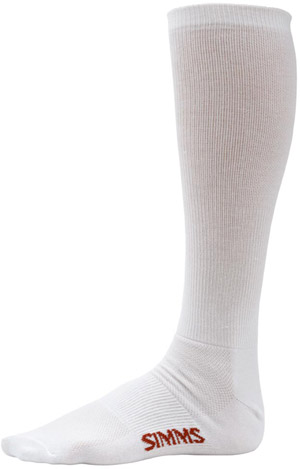 <font color=red>On Sale - Clearance</font><br>Simms LINER SOCK - Ash Grey
