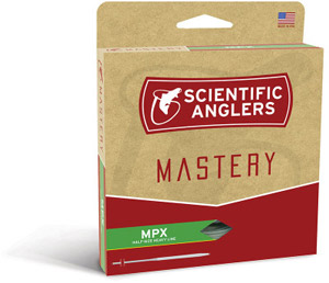 Scientific Anglers Mastery MPX - Amber/Willow