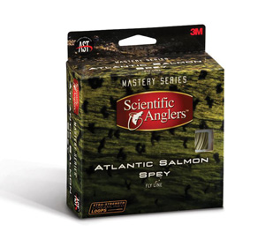 Scientific Anglers Atlantic Salmon Spey - Orange/Willow