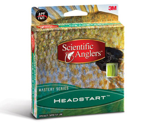 <font color=red>On Sale - Clearance</font><br>Scientific Anglers Mastery Headstart - Yellow