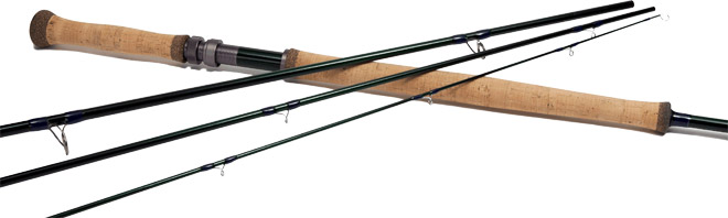 TFO Pandion Two Handed Rods