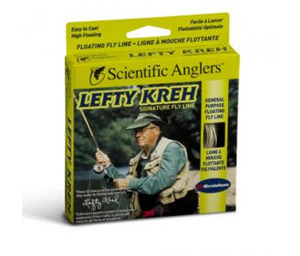 <font color=red>On Sale - Clearance</font><br>Scientific Anglers Lefty Kreh Signature Fly Line