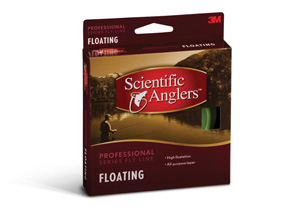<font color=red>On Sale - Clearance</font><br>Scientific Anglers - Professional Series - Floating