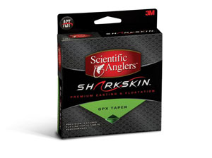 Sharkskin GPX Taper - Optic Green