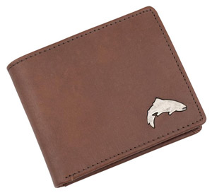 Simms Big Sky Wallet - Brown