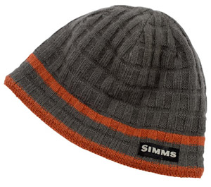 <font color=red>On Sale - Clearance</font><br>Simms Chunky Beanie