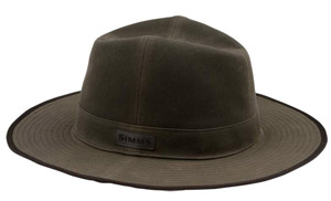 <font color=red>On Sale - Clearance</font><br>Simms DownUnder Hat