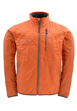<font color=red>On Sale - Clearance</font><br>Simms Fall Run Jacket - Fury Orange (2013 Style)