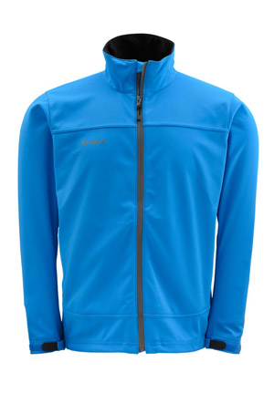 <font color=red>On Sale - Clearance</font><br>Simms Flyte Jacket - Ocean Blue