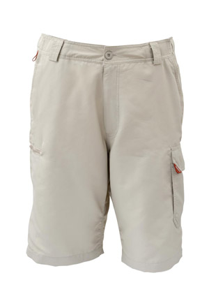 <font color=red>On Sale - Clearance</font><br>Simms Guide Short - Khaki