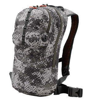 <font color=red>On Sale - Clearance</font><br>Simms Headwaters 1/2 Day Pack - Catch Camo Dk Gunmetal