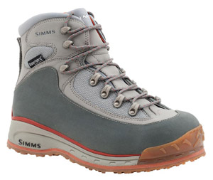 <font color=red>On Sale - Clearance</font><br>Simms OceanTek Boot - Vibram