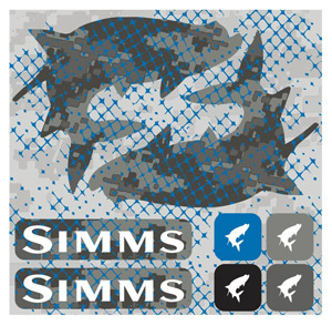 Simms Pimp Your Boat Sticker - Tarpon