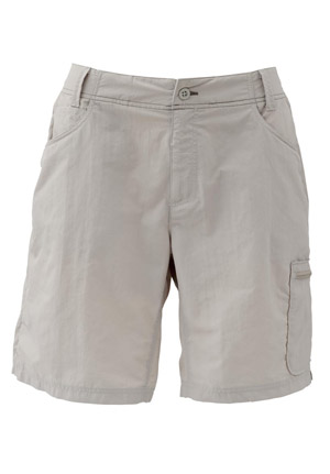 <font color=red>On Sale - Clearance</font><br>Simms Women's Flyte Short - Khaki