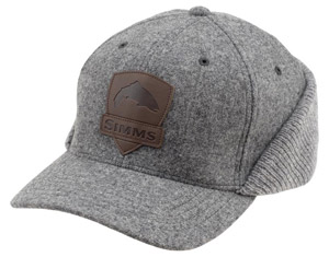 Simms Wool FlexFit Cap