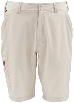 <font color=red>On Sale - Clearance</font><br>Simms Skiff Short - Antler