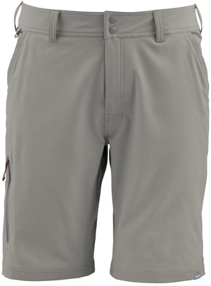 <font color=red>On Sale - Clearance</font><br>Simms Skiff Short - Tumbleweed