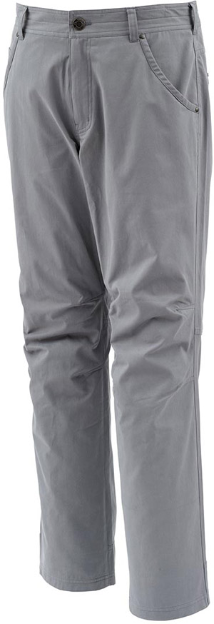 <font color=red>On Sale - Clearance</font><br>Simms Story Work Pant - Lead