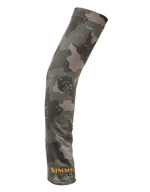<font color=red>On Sale - Clearance</font><br>Simms Sunsleeve - Simms Camo