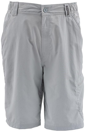 <font color=red>On Sale - Clearance</font><br>Simms Superlight Short - Concrete