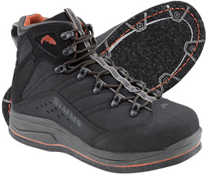 <font color=red>On Sale - Clearance</font><br>Simms Vapor Boot - Felt - Coal