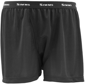 <font color=red>On Sale - Clearance</font><br>Simms WADERWICK BOXER - Black