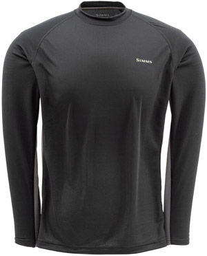 Simms WADERWICK Core Crew Neck - Black