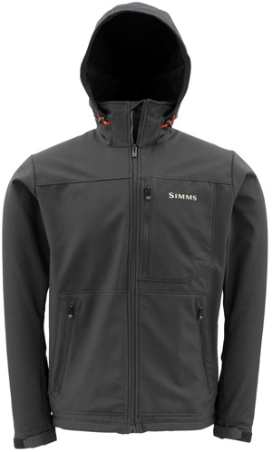 Simms WINDSTOPPER HOODY - Black