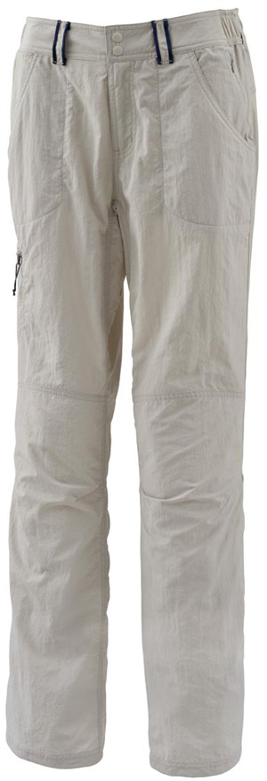 <font color=red>On Sale - Clearance</font><br>Simms Women's Drifter Pant - Stone