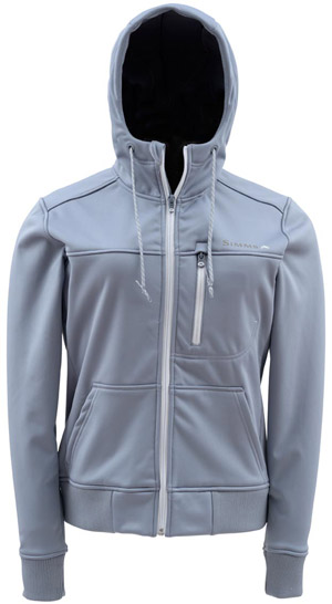 Simms WOMEN'S Rogue Fleece Hoody - Flint
