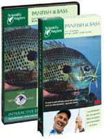 <font color=red>On Sale - Clearance</font><br>PANFISH & BASS: FLY FISHING BASICS