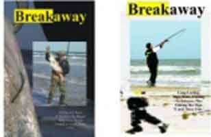 BREAKAWAY: FISHING FOR REDS AND READING THE BEACH WITH NICK MEYER