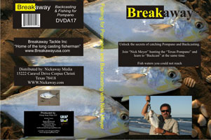 BREAKAWAY: BACKCASTING AND FISHING FOR POMPANO