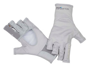 <font color=red>On Sale - Clearance</font><br>Simms Bugstopper SunGlove - Ash