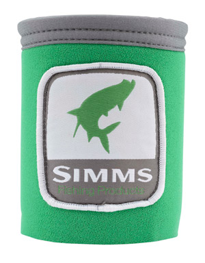 <font color=red>On Sale - Clearance</font><br>Simms Wading Koozy - Kelly Green