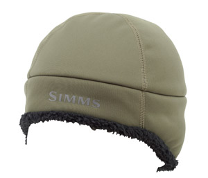 <font color=red>On Sale - Clearance</font><br>Simms ExStream Windbloc Beanie - Loden