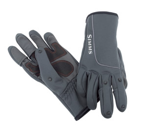 <font color=red>On Sale - Clearance</font><br>Simms Guide Windbloc Flex Glove - Raven