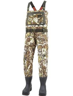 <font color=red>On Sale - Clearance</font><br>Simms G3 Guide Bootfoot Wader - Felt - River Camo