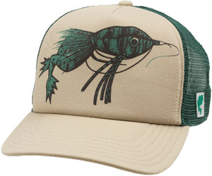 <font color=red>On Sale - Clearance</font><br>Simms Artist Series Fly Trucker - Khaki