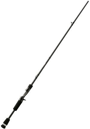 13 Fishing Muse Black Casting Rod