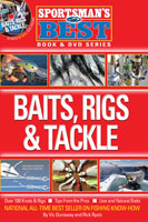 BAITS, RIGS, & TACKLE - BOOK AND DVD COMBO