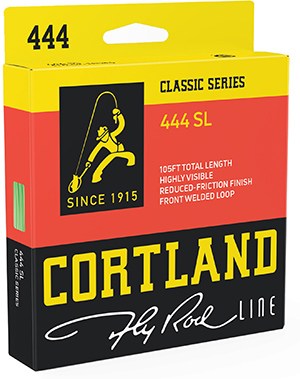 Cortland 444 Classic Series 444 SL Fly Line