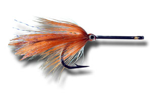 Big Eye Tarpon Fly - Sand Devil